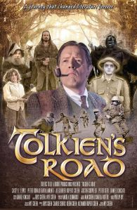 Tolkien's Road Poster